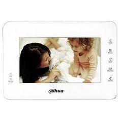 """Dahua DH-VTH1520A DH-VTH1520A Dahua DH-VTH1520A - 7-ми дюймовый IP монитор видеодомофона; 800x480 разрешение, резистивный сенсорный экран; 5 механических кнопок; LAN. Встроенная память 4Gb; тревожные входы / выходы 8/1; RS485. Подключение 32 IP видеокамер дополнительно. Питание: DC 12В; габаритные размеры: 221.2mm×154.3mm×25.8mm.  Технические характеристики:7"""" цветной IP-видеодомофон DH-VTH1520A Dahua TFT LCD резистивный сенсорный дисплей, разрешение экрана 800х480Встроенная операционная…"""