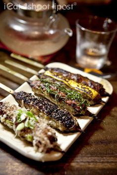ieatishootipost blogs Singapore's best food: Tsukune Ichigo: No Beef, just Chik'in