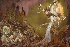 Myths, Dreams, and Politics: An Interview With Franz Szony - Beautiful Bizarre Magazine