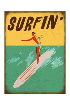 Surfin' Sign