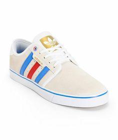 adidas Seeley Americana Skate Shoes