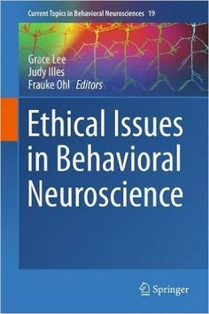 Ethical Issues in Behavioral Neuroscience PDF