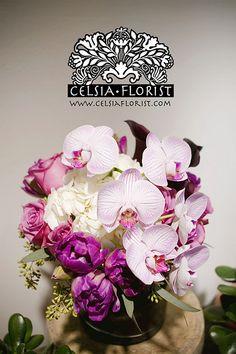 Vancouver Celsia Florist: Valentine's Arrangements - Vancouver Florist
