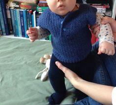Strikket Babyvest Turtle Neck, Sweaters, Fashion, Moda, Sweater, Fasion, Sweatshirts, Pullover