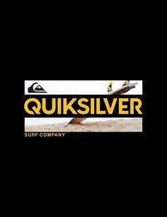 Quiksilver California Logo, T Shirty, Surf Logo, Surf Companies, Sunset Surf, Surf Brands, Surf Design, Surf Shirt, Poster Layout