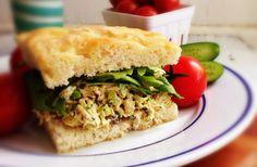 Curried Turkey & Apple Sandwiches | Turkey Farmers of Canada