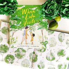 For one young girl, summer is the season of no school, of days spent at the pool, and of picking golden limes off the trees. But summer doesn't start until her lola—her grandmother from the Philippines—comes for her annual visit. Michelle Sterling and illustrator Aaron Asis come together to celebrate the gentle bonds of familial love that span oceans and generations. 📸 @jazming007 National Book Store, Surprises For Her, Reluctant Readers, Gifts For Readers, Limes, Funny Stories, Oceans, Fireworks, Philippines