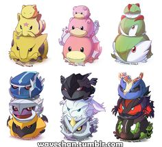 If Only These Pokemon Tsum Tsum were Real... 5