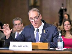 Rep. Ryan Zinke: 'I Can't Wait to Get to Work'; Senate Confirms Navy SEAL Vet to Lead Interior