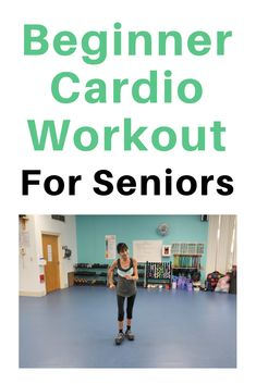 Beginner Cardio Workout For Seniors Beginner Cardio Workout For Seniors,Free Fitness Videos And Workouts Ease into cardio with this low impact workout for seniors. Boost your energy and encourage a healthy heart. Beginner Cardio Workout, Beginners Cardio, Easy Workouts, At Home Workouts, Workout Plans, Beginner Pilates, Pilates Yoga, Plank Workout, Cardio Workouts
