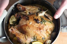 Chicken in Coconut Milk. For when we need a change from our usual Sunday Supper roast chicken. Source: Recipe and image by Sara Kate Gillingham-Ryan for The Kitchn