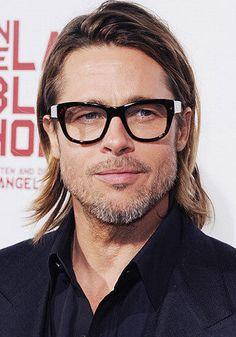 brad pitt eyeglasses Lunettes Homme, Lunettes De Marque, Lunettes De Soleil  Célébrité, Porter 6298bcde9764
