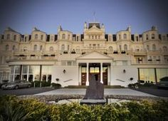 The Grand Hotel, Eastbourne, East Sussex, England