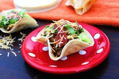 Mini Taco Salads #SundaySupper from BigBearsWife.com @bigbearswife