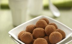 """Trufas De Chocolate Y Café"" en Nestlé Cocina #recetas #nestlecocina"