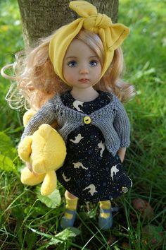 Une petite robe pour se faire peur ..... bhooooooooooooooooooou