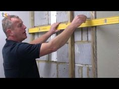 Tommy's Trade Secrets - How to Batten a Wall - YouTube