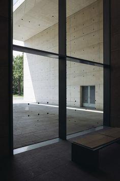 Treptow Crematorium by Shultes Frank Architeckten. Photos by Dacian Groza.