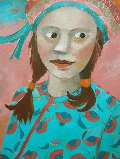 A Girl With a Past by catriona millar, via Flickr