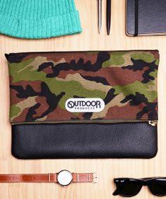 AC別注 : OUTDOOR PRODUCTS Clutch tote bag(クラッチバッグ) ANOUTCOMMUNE Select(アナウトコミューン セレクト)のファッション通販 - ZOZOTOWN