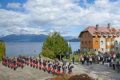 El hotel Correntoso de Villa la Angostura cumplió 100 años  Foto: Gentileza Correntoso Lake