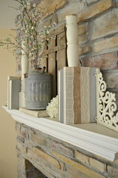 Vintage Farmhouse Decor 5 Easy and Cheap Farmhouse Style DIY Projects Inexpensive Home Decor, Easy Home Decor, Cheap Home Decor, Rustic Decor, Farmhouse Decor, Farmhouse Style, Rustic Style, Vintage Farmhouse, Country Decor