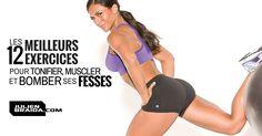 Les 12 meilleurs exercices pour tonifier, muscler et bomber ses fesses tout en perdant un max de gras