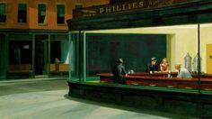 Melancholijny Edward Hopper i jego Ćmy barowe (1942)