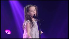 L'audition à l'aveugle d'Annabelle Huot   La voix Junior Concert, Hockey Players, Singer, Recital, Concerts, Festivals