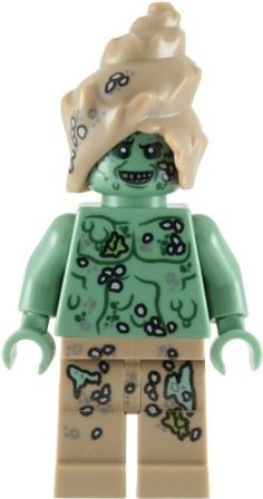 LEGO Pirates of the Caribbean HADRAS Minifigure >>> Want to know more, click on the image.