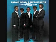 ▶ If You Don't Know Me By Now - Harold Melvin - YouTube