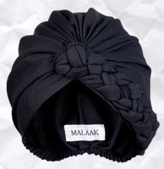 Malaak Turbans...a turban I don't have to tie