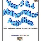 Grade 3 and 4 Mathematics eBook - PDF fileThis 64 page Ebook is a must for the busy teacher. One of our top selling items on eBay!With ...
