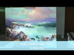 PRESENTING PAINTING THE SEA BY MILLIE GIFT SMITH