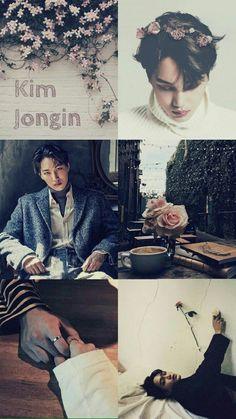 Exo Kai, Suho Exo, Mermaid Wallpaper Backgrounds, Wallpaper Iphone Cute, Dance Kpop, Cool Wallpapers For Phones, Iphone Wallpapers, Exo Lockscreen, Kim Minseok