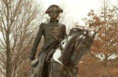 """General """"Mad"""" Anthony Wayne, Fort Wayne Indiana"""