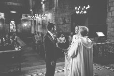 Cheryl & Brooke ~ City Chic in the Gothic Quarter of Barcelona | Modern Vintage Weddings