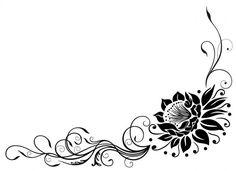 Flor de lótus, rosa — Ilustração de Stock Lotus, Flower Frame, Illustration, Floral, Flowers, Vector Illustrations, Vector Art, Pretty Nails, Vectors