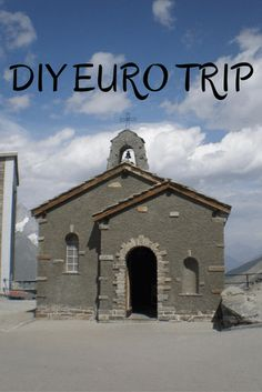 40 days in europe - How to budget and plan your own DIY euro trip now