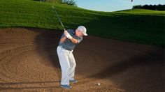Butch Harmon: Pitching From A Buried Lie on video.golfdigest.com