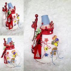 Снеговичок⛄. Стоит на подставочке ❄. #снеговик #новогодниеигрушки #handmade #ручнаяработа #рукоделие #куклыручноиработы #tilda #тильда #интерьернаяигрушка #sale #колекционнаякукла #куклавподарок #куклаизткани #хэндмэйд #авторскаяработа #снеговик #2017 #новыйгод2017  #сновымгодом #сновымгодом2017 #елка2017 #ёлка #рождество  #cновымгодом #рождествохристово  #срождеством  #самыйлучшийдень  #снег