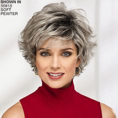 Dance WhisperLite® Wig by Paula Young® Gorgeous Haircuts for Women Past Beauty at Age 70 & Over: Jane Fonda Haircuts For Fine Hair, Short Hairstyles For Women, Cool Hairstyles, Short Haircuts, Beautiful Hairstyles, Jane Fonda Hairstyles, Wedding Hairstyles, Haircut Short, Dance Hairstyles
