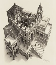 The impossible world of MC Escher | Art and design | The Guardian