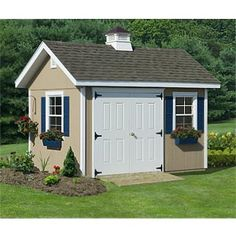 Wood Sheds & Guest Houses from Costco Outdoor Structures