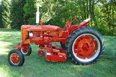 When you Google Farmall C - this is my '48