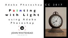 Painting with Light using Adobe Photoshop