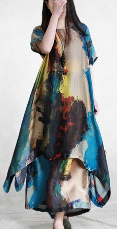 Simple Pakistani Dresses, Pakistani Fashion Casual, Pakistani Dress Design, Boho Fashion, Fashion Dresses, Designer Party Wear Dresses, Kurti Designs Party Wear, Indian Designer Outfits, Stylish Dresses