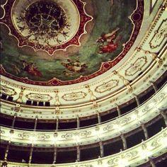 Teatro Regio, Parma - Instagram by @nomadbiba