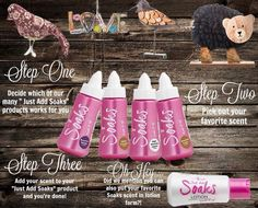 Pink Zebra Soaks allows you to personalize your own fragrance plug-free and…