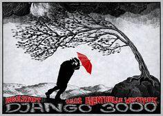 Django 3000 Poster